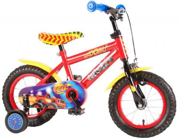 Image of Blaze Børnecykel 12 tommer - Blaze børnecykel 712197 (358-712197)