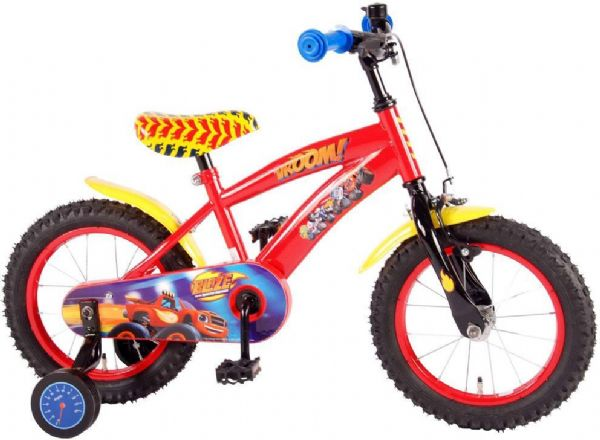 Image of Blaze Børnecykel 14 tommer - Blaze børnecykel 714191 (358-714191)
