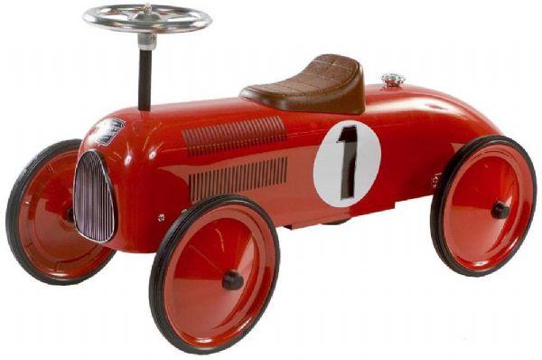 Image of   Retro Roller loopauto James gå bil - Retro Roller gåbiler 706097
