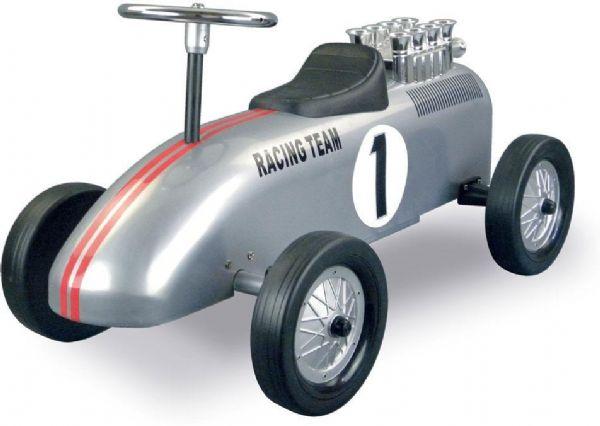 Image of Retro roller racing team Brett gå bil - Retro Roller gåbiler 706119 (359-706119)