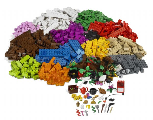 Image of Stort Start Sæt - Lego Education 9385 (36-009385)