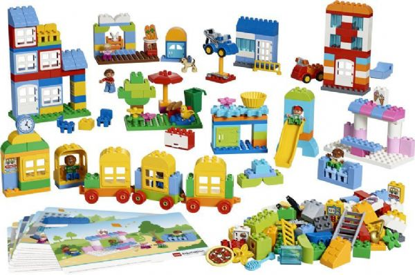 Image of   Min By - LEGO DUPLO Education 45021