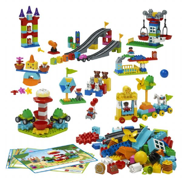 Image of   LEGO Steam Park - LEGO education 45024