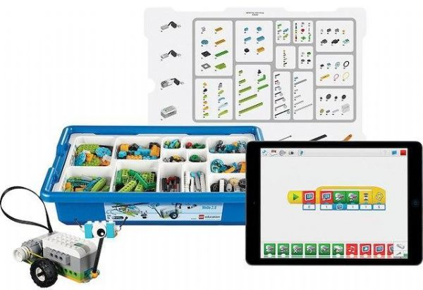 Image of   LEGO Education WeDo 2.0 Core Set - LEGO Mindstorm Education 45300