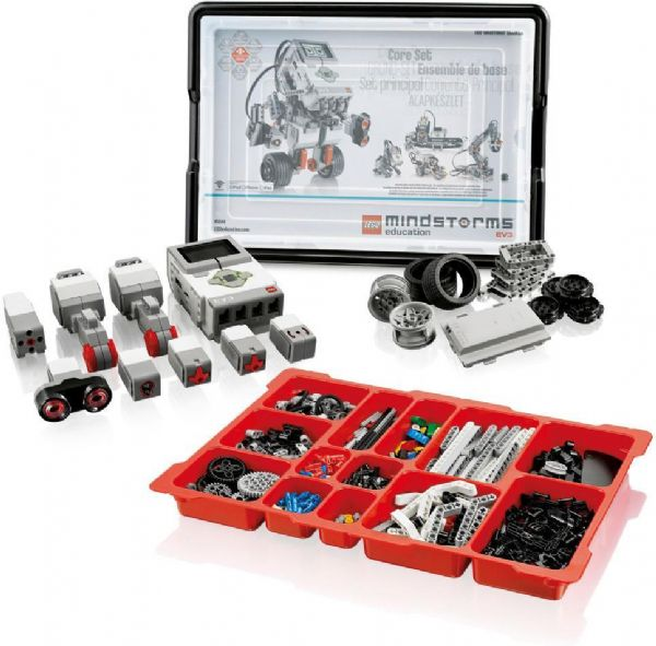 Image of   LEGO Mindstorm Ev3 Core Set - LEGO Mindstorm Education 45544
