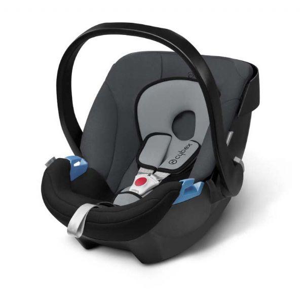 Image of Cybex Aton Cobblestone Baby autostol - CYBEX Babyudstyr Babyautostol 513103014 (362-103014)