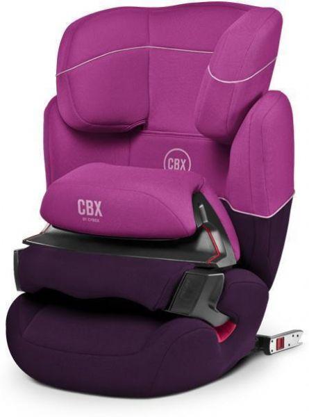 Image of Cybex Aura-Fix Purple Rain Autostol - CYBEX Babyudstyr biludstyr 514107057 (362-107057)