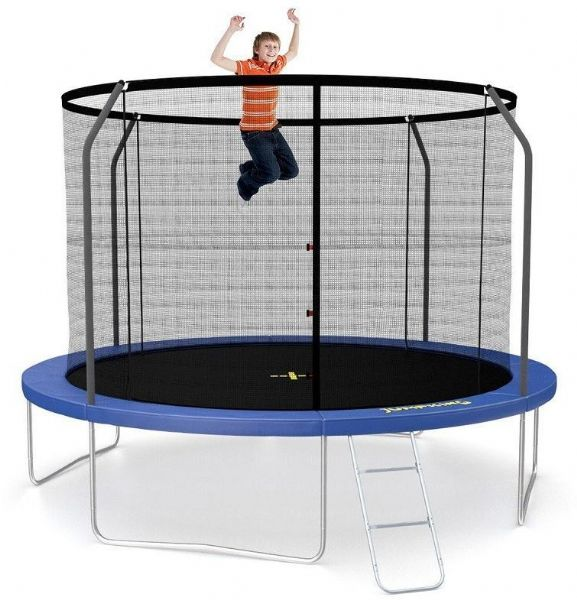 Image of   Jumpking Deluxe Trampolin 366 cm - Trampolin 335100