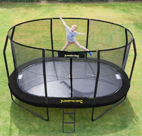 Image of   Jumpking Trampolin - 460 x 305 cm - Trampolin 335247