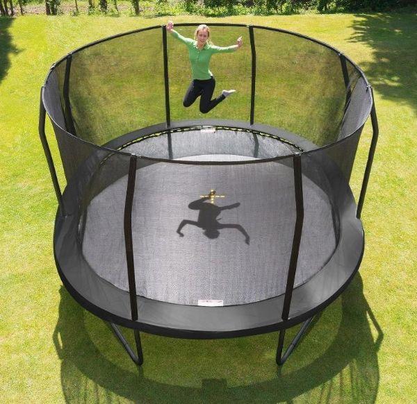 Image of   Jumpking Trampolin - 520 x 425 cm - Trampolin 335254