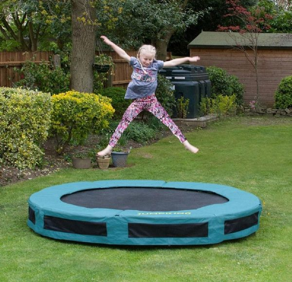 Image of   Jumpking Inground Trampolin - 430 cm - Trampolin 335377