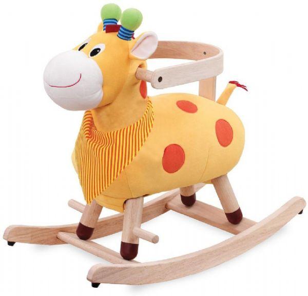 Image of Gyngehest Giraf - Wonderworld Gyngehest 212112 (384-212112)