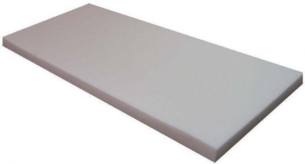 Image of Madras m/ gråt betræk 190x90x9 cm - madras med betræk 000004 (401-000004)