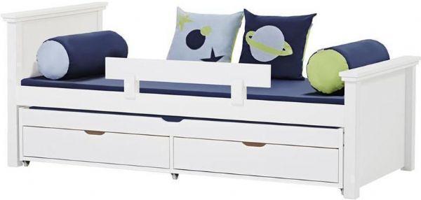 Image of   Deluxe seng m/udtræksseng 90x200 cm - Hoppekids Space Seng 101239