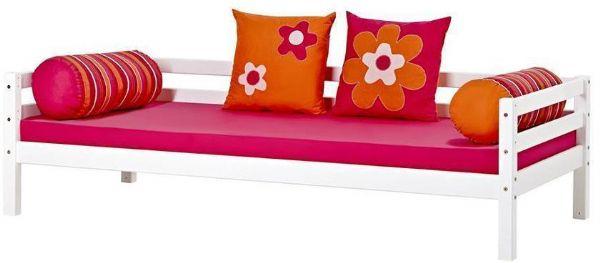 Image of Sofaseng 90x200 cm - Hoppekids Flower Power Seng 102421 (401-102421)