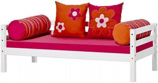 Image of Sofaseng 70x160 cm - Hoppekids Flower Power Seng 102422 (401-102422)