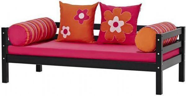 Image of Sofaseng 70x160 cm - Hoppekids Flower Power Seng 102425 (401-102425)