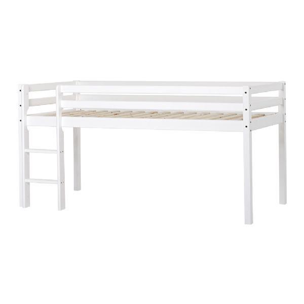 Halvhøj seng 90x200 cm - hoppekids sengestel 1309a fra hoppekids på eurotoys