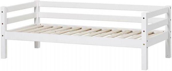 Image of   Basic Sofaseng 70x160 cm hvid - Børnemøbler sengeramme 23207M