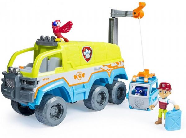 Image of Paw Patrol Terrain Jungle bil - Paw Patrol Paw Terrain Vehicle 32668 (439-032668)