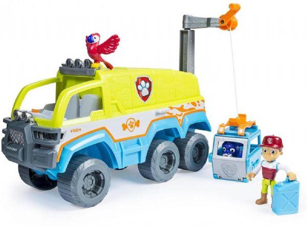 paw patrol – Paw patrol terrain jungle bil - paw patrol paw terrain vehicle 32668 fra eurotoys