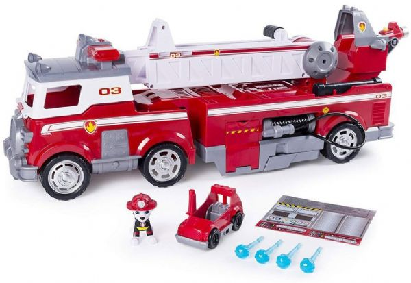 Image of   Paw Patrol Ultimate Brandbil - Paw Patrol Ultimate Firetruck 147580