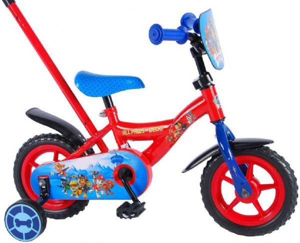 Paw patrol børnecykel 10 tommer - paw patrol børnecykel 610509 fra paw patrol på eurotoys