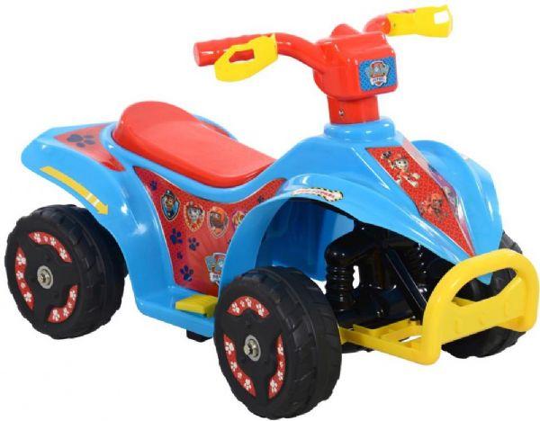 Image of Paw Patrol el quad - Paw Patrol elbiler 927303 (439-927303)