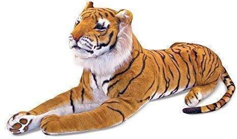 Image of Plys tiger - Bamser 12103 (441-012103)