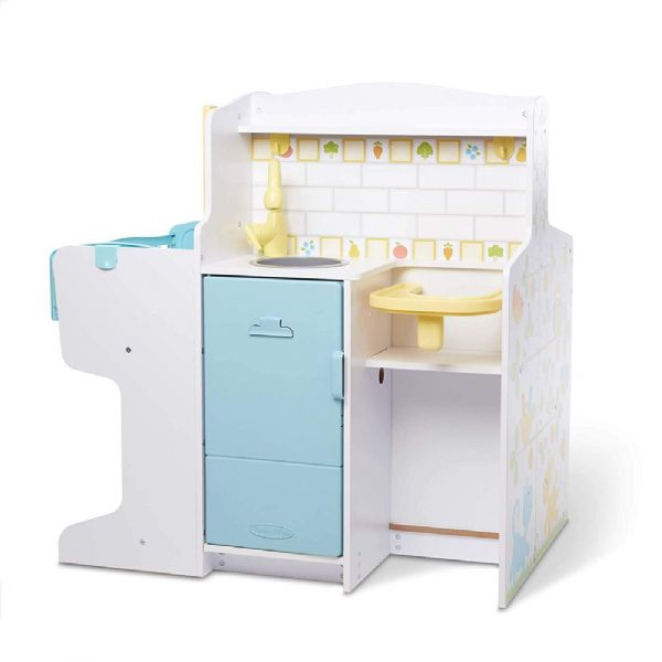 Image of Baby Care Aktivitets center - Dukke møbler 41701