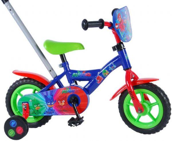 Image of PJ Mask Børnecykel 10 tommer - PJ Mask børnecykel 710636 (455-710636)