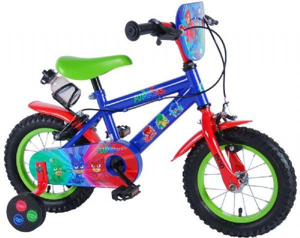 Image of PJ Mask Børnecykel 12 tommer - PJ Mask børnecykel 994289 (455-994289)
