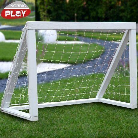 Image of   Fsc fodboldmål 1,27x0,65x0,86 m - Nordic Play sport 805523