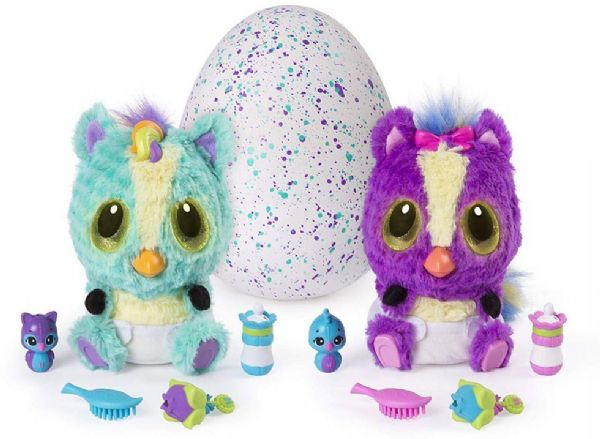 Image of Hatchimals Hatchibabies Ponette - Hatchimals suprise æg 44070 (461-044070)