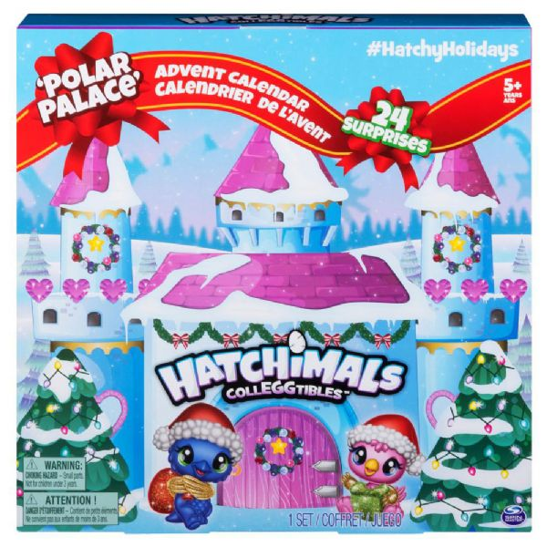 Image of   Hatchimals Julekalender 2019 - Hatchimals Pakkekalender 44284