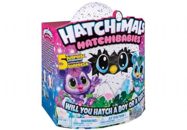 Hatchimals hatchibabies kitsee - hatchimals hatchibabies 17958 fra hatchimals på eurotoys