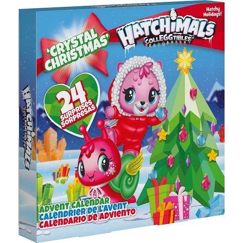 Billede af Hatchimals Julekalender 2020 - Hatchimals Pakkekalender 545072