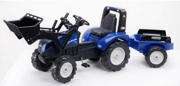 Image of   New Holland T8 Pedaltraktor - Falk Traktor 090134