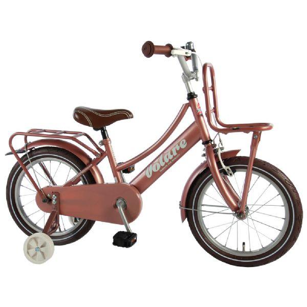 Image of   Børnecykel Excellent 16 tommer rosa - Børnecykel 81632