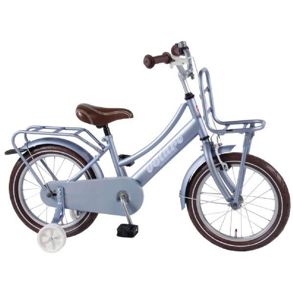 Image of   Børnecykel Excellent 16 tommer lyseblå - Børnecykel 81633