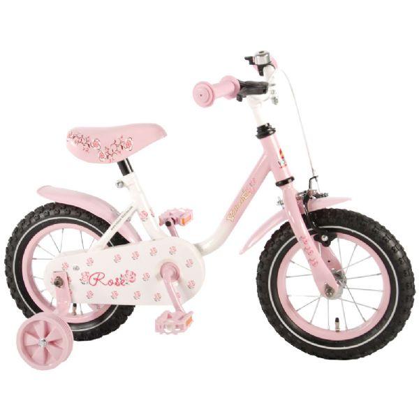 Image of   Volare Rose børnecykel 12 tommer - Børnecykel 71233
