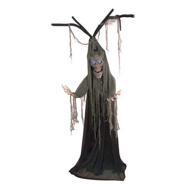 Image of   Halloween Træ - Halloween monster dekorationer 44601