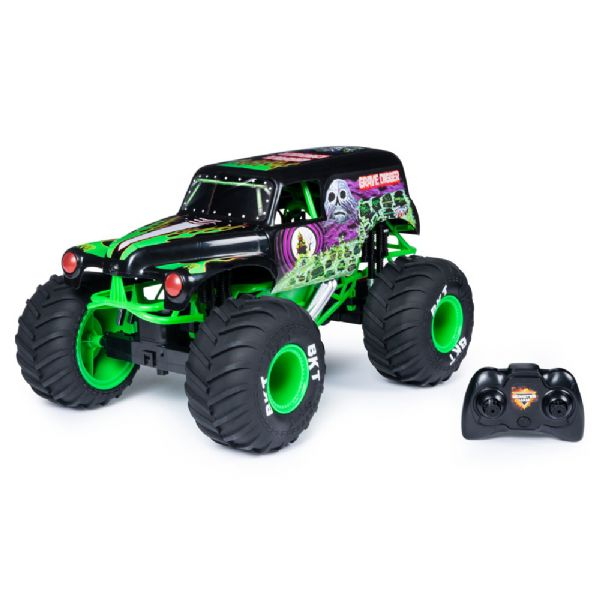 Image of Monster Jam RC Scale 1:10 - Monster jam biler 44994 (473-044994)