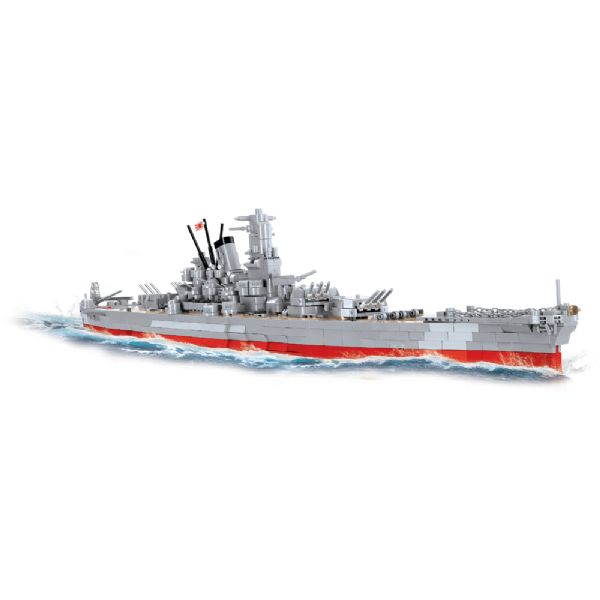 Image of Wot Battleship Musash - COBI Small Army 4811 (475-004811)