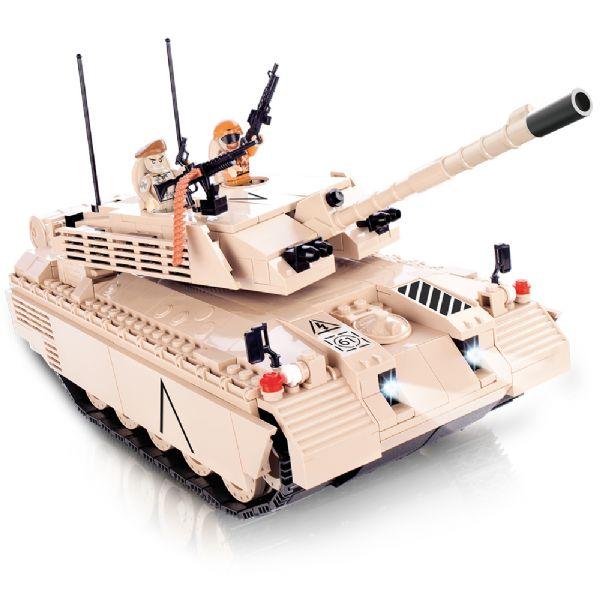 Image of Challenger I Tank m/Bluetooth - COBI Electronic 21905 (475-021905)