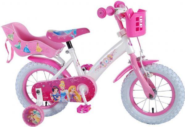 Image of Disney Princess Børnecykel 12 tommer - Disney Princess børnecykel 996962 (48-996962)