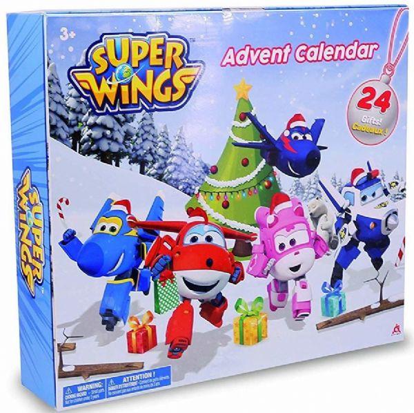 Image of Super Wings julekalender - Super Wings julekalender 378566 (480-378566)