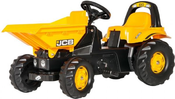 Image of   DumperKid JCB - Rolly Toys 24247