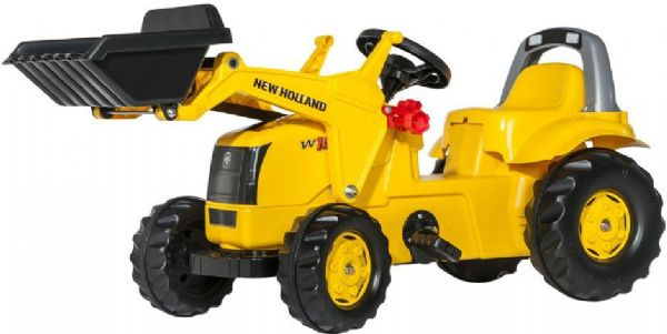Image of   RollyKid New Holland Construction - Rolly Toys 25053