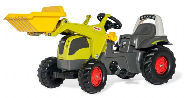 Image of   RollyKid CLAAS - Rolly Toys Traktor 25077